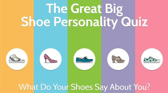 What Mens Shoe Are You Quiz