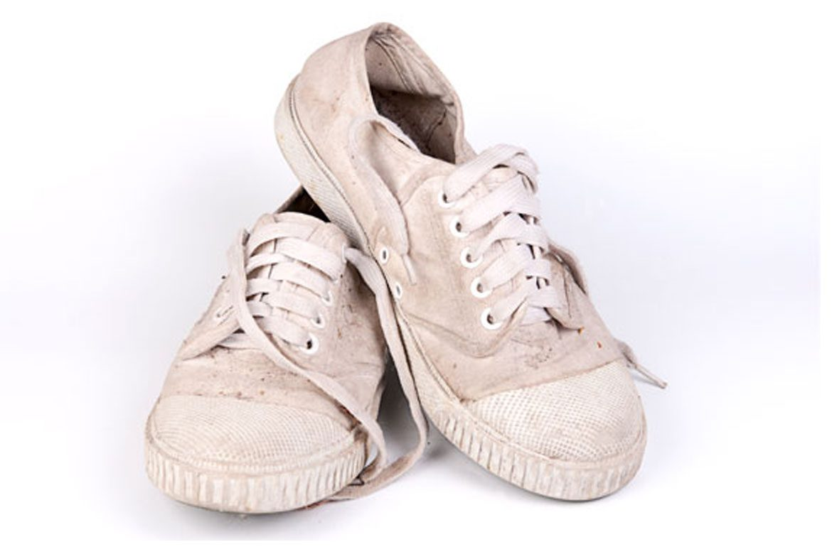 Caring For White Shoes