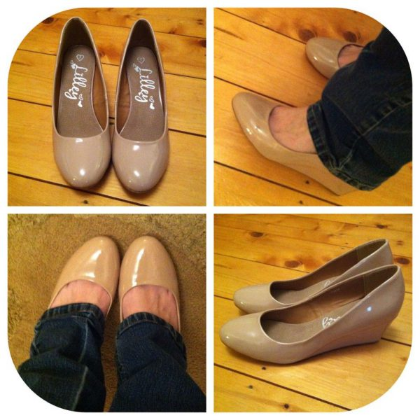 Styling Patent Wedges