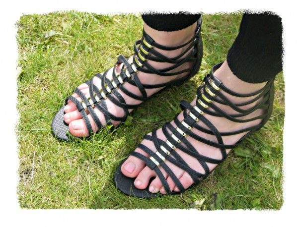 Styling Womens Sandals