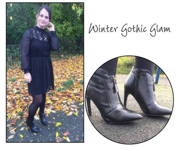 Winter Gothic Glam
