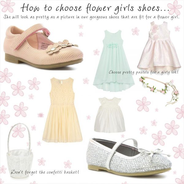 Styling Flower Girl