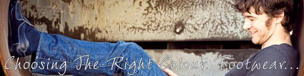 Footwear Colours Mens