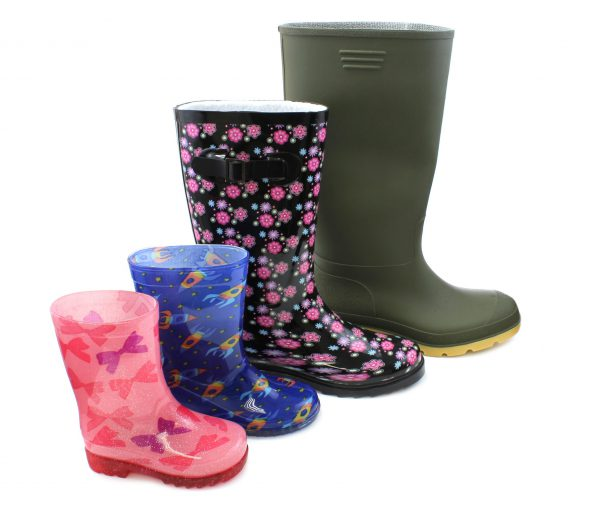 Wellies for All