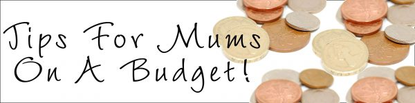 Budgeting for mums