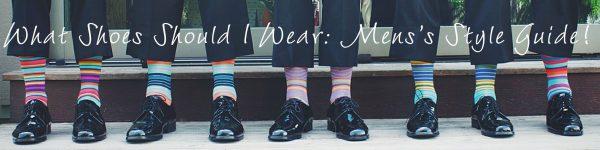 What Shoes Should Men Choose