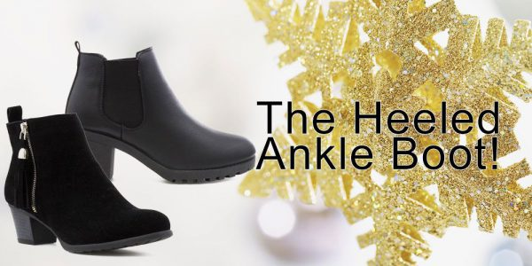 Christmas-Shoes-Heeled-Ankle-Boots
