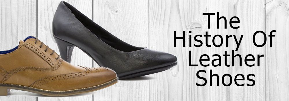 Leather-Shoes-History