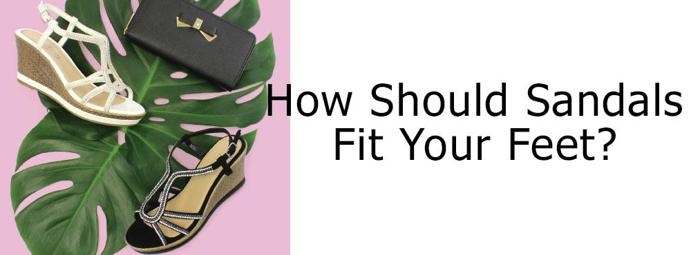 How-Should-Sandals-Fit