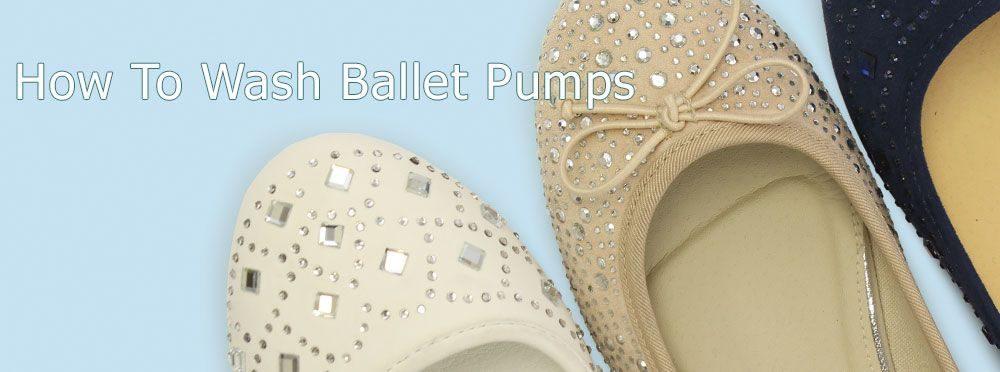 Washing-Ballerina-Shoes