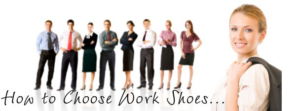 Choosing Shoes to Wear in the Office