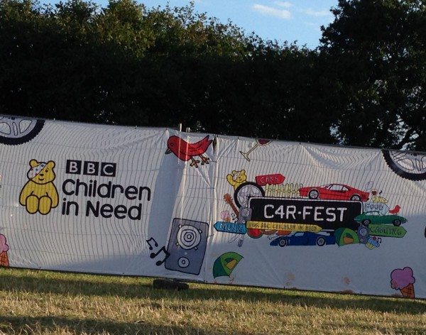 CarFest for BBC Children in Need