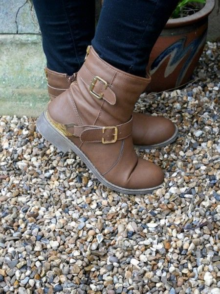 Transitional Boots