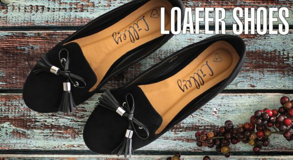 Autumn Winter Loafer Shoes