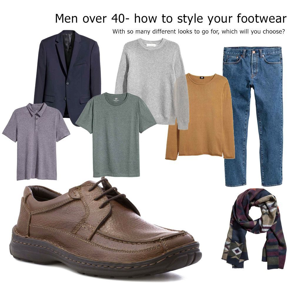 Men-Over-40-styling-footwear