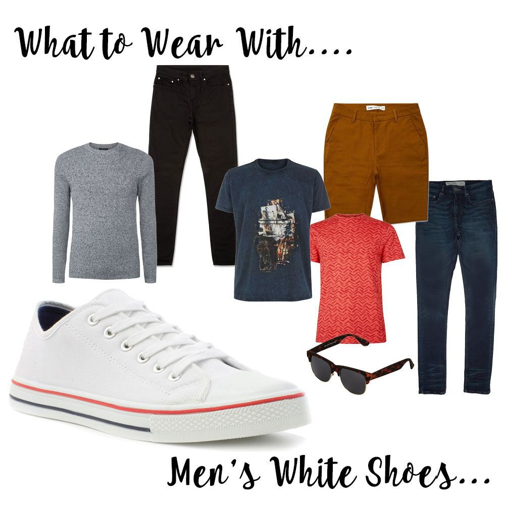 How-to-wear-mens-white-shoes