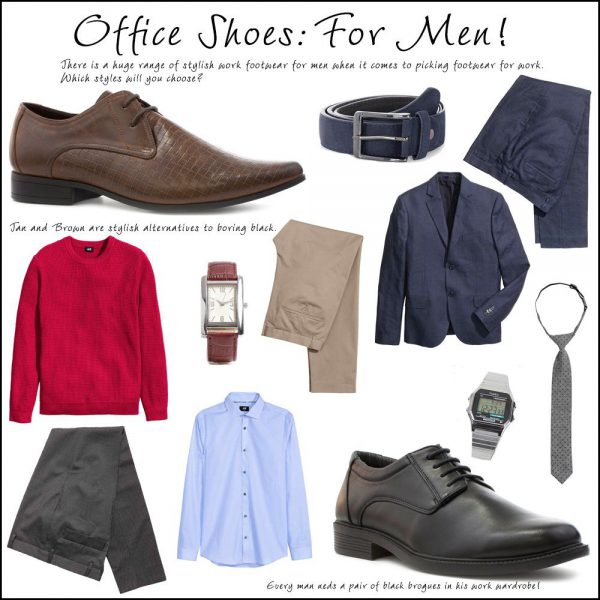 Shoes For Men For The Office