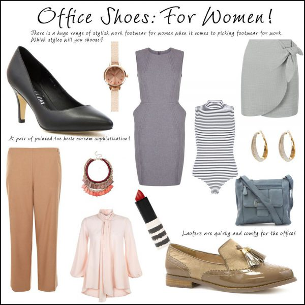 02446129 Choosing Shoes to Wear in the Office | Shoe Zone Blog