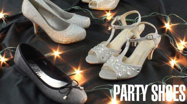 Autumn Winter Party Shoes