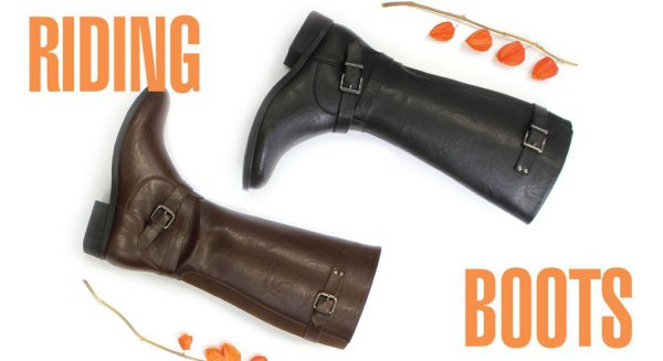 Autumn Winter Riding Boots