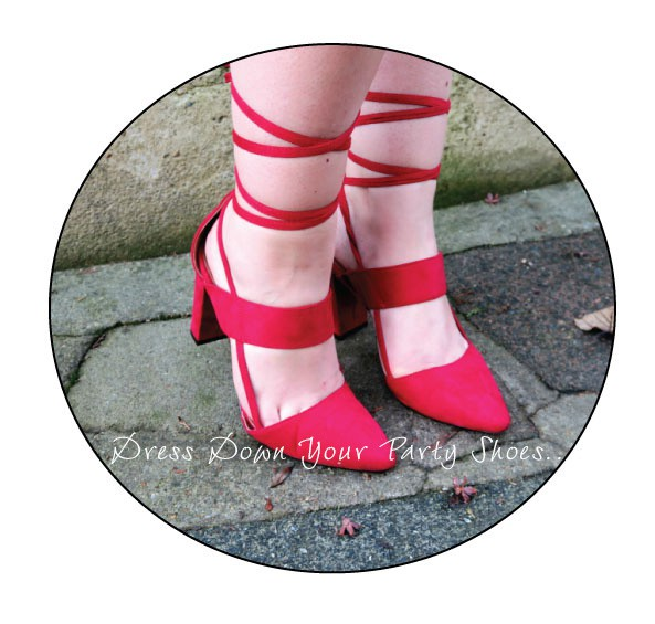 Party Shoes By Laurenella