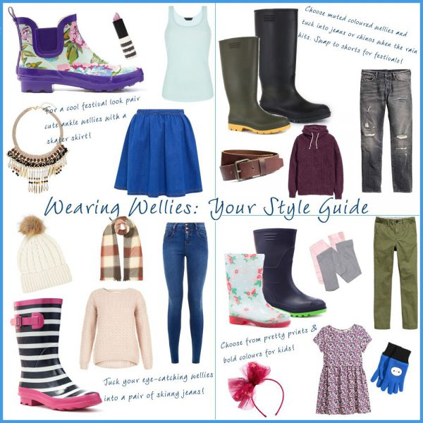 Wellingtons Style Guide