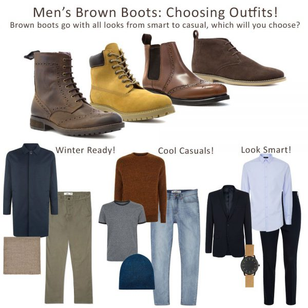 How-to-Wear-Mens-Dark-Brown-Boots