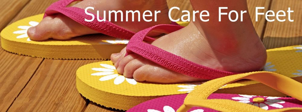 Caring-For-Feet-During-Summer