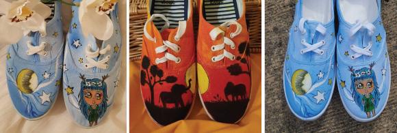 Customising-Footwear
