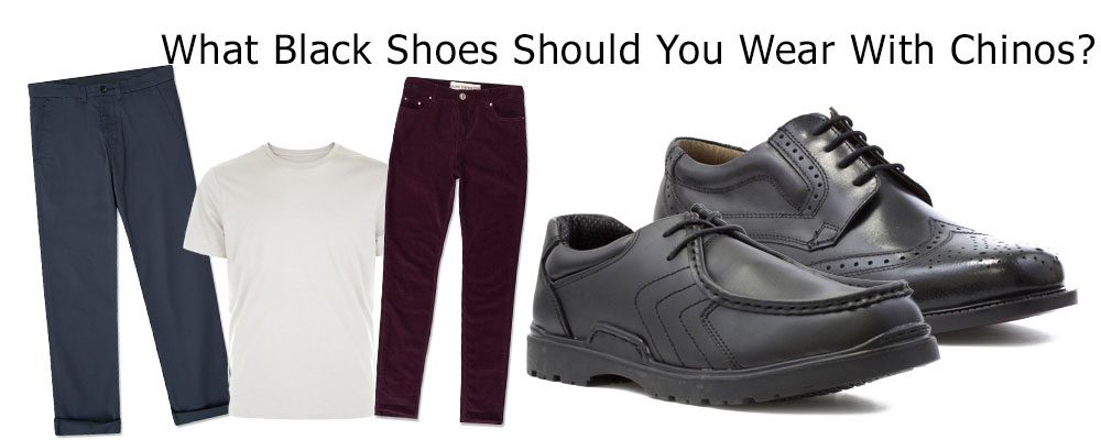 Wearing-Black-Shoes-With-Chinos