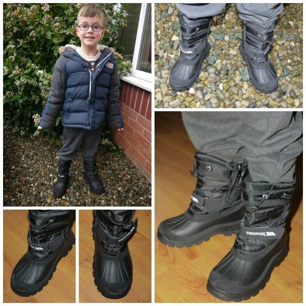 How to Style Boys Snow Boots