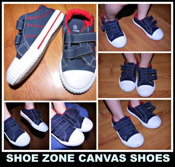 Summer Canvas Shoes for Boys