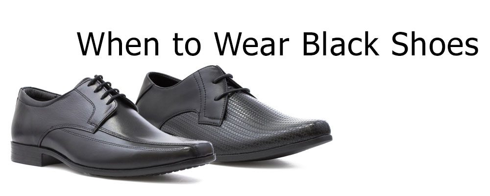 Wearing-Black-Shoes
