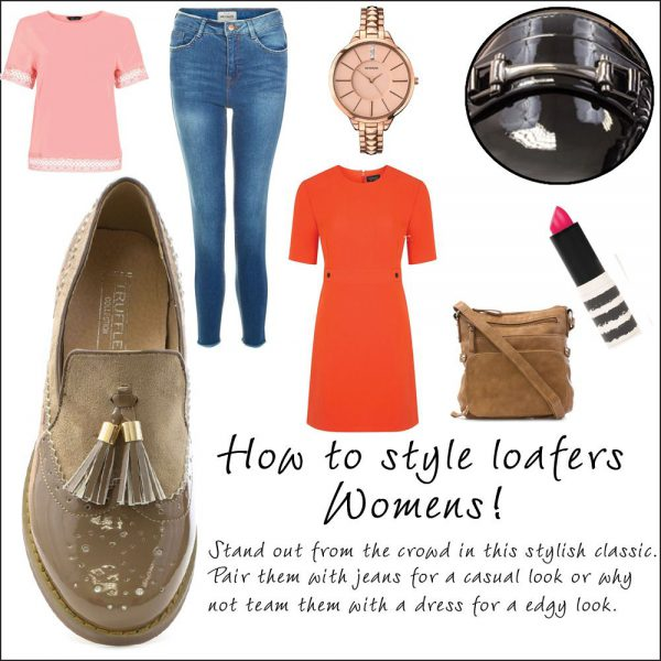 Styling Womens Loafers