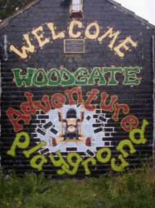 Welcome to Woodgate