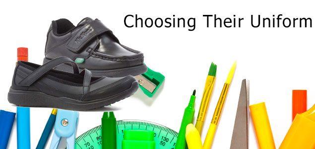 choosing-their-uniform