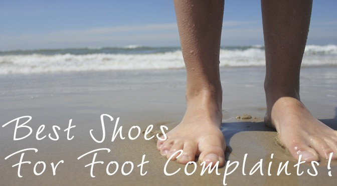 b7497446e86 Choosing Shoes For Common Foot Problems | Shoe Zone Blog