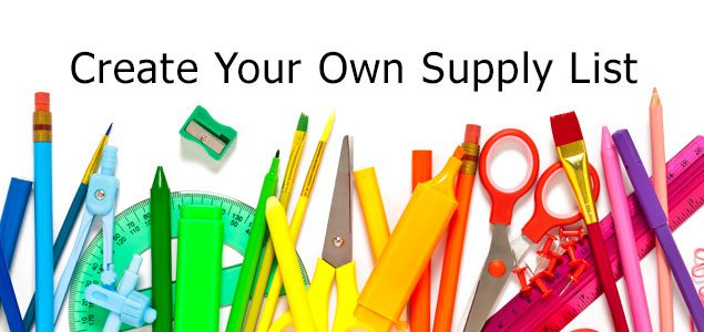 create-your-own-supply-list