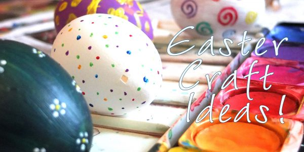 Crafting Ideas For Easter