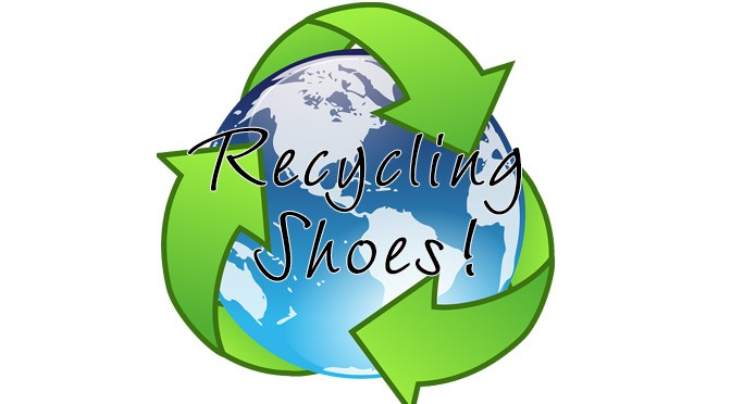 How To Recycle Shoes
