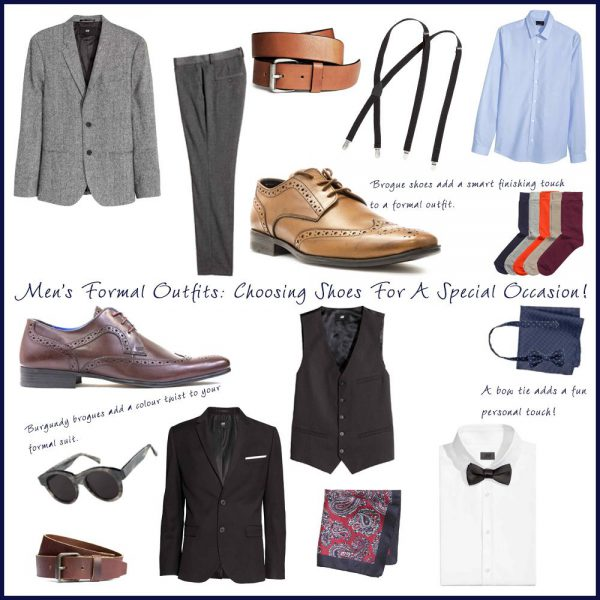 Choosing Mens Formal Occasion Footwear