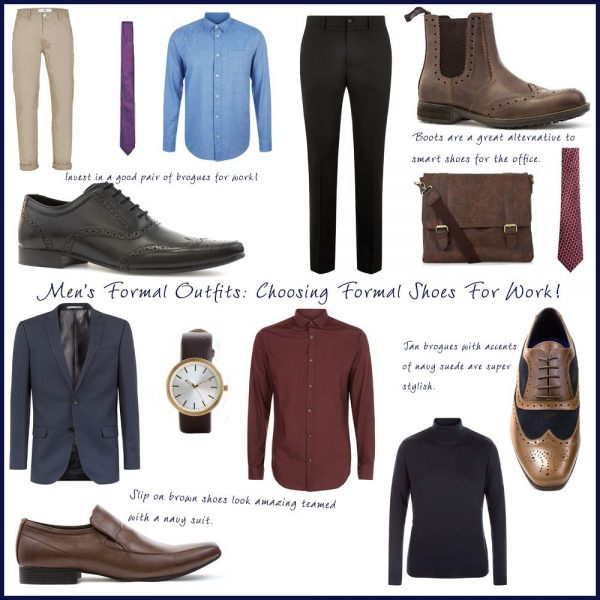 How To Choose Mens Shoes Shoe Zone Blog