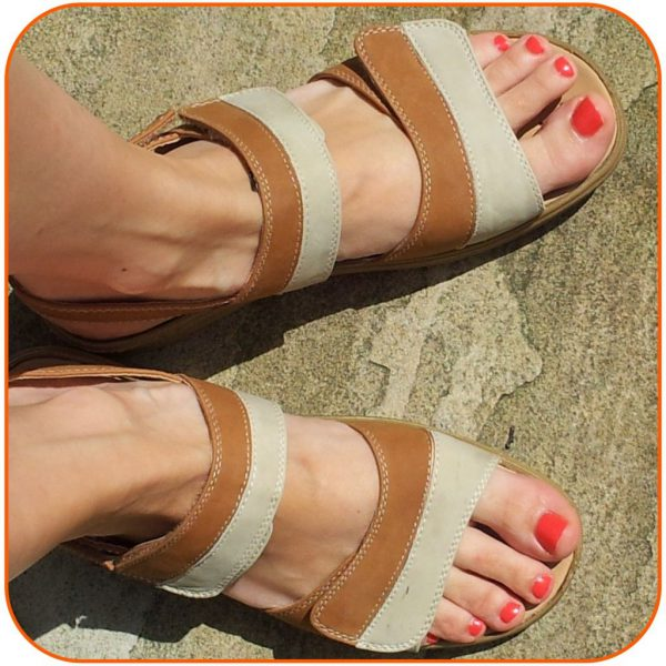 How to Style Womens Comfort Sandals