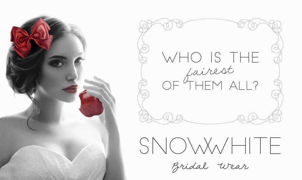 Show White Fashion Graphic