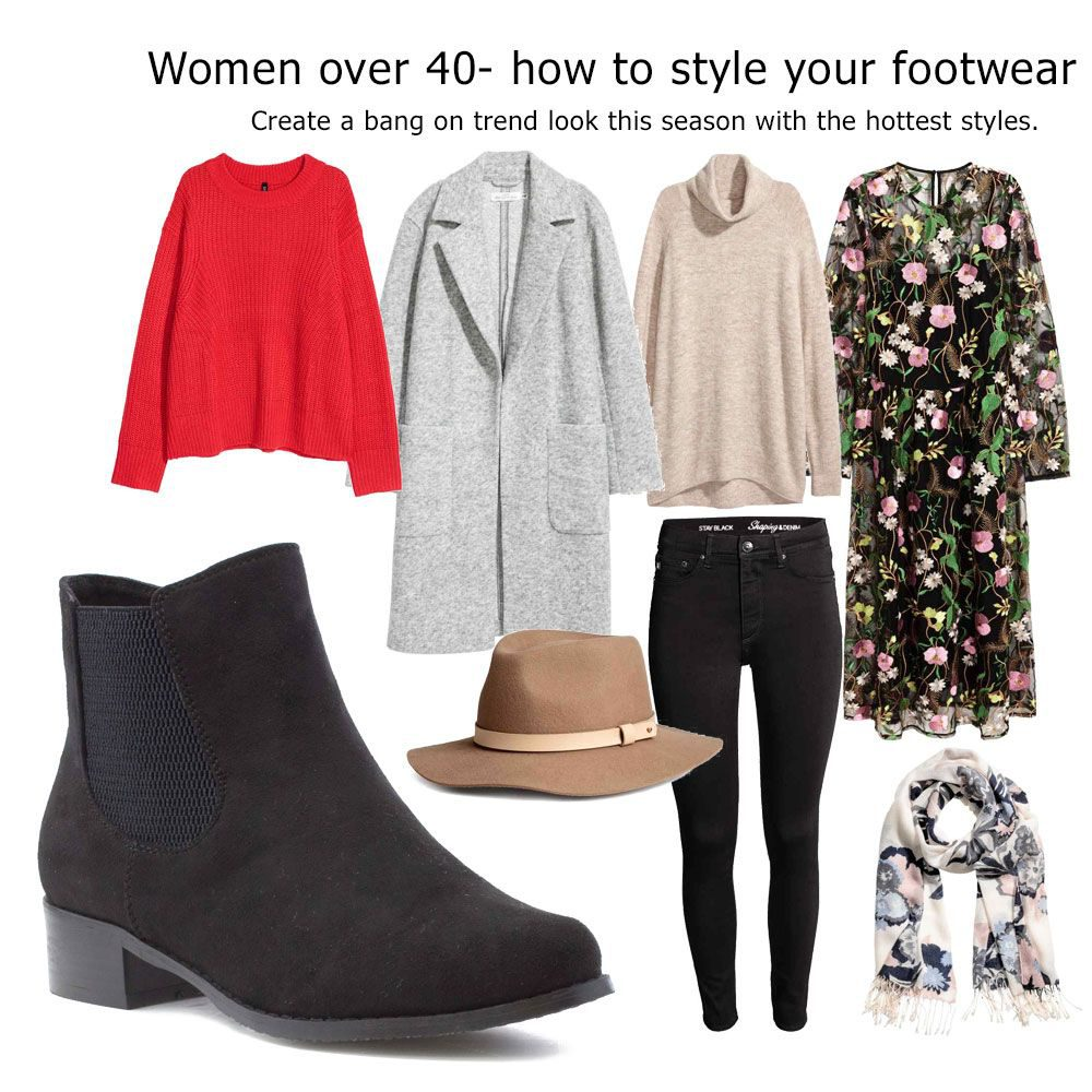 women-over-40-how-to-style-footwear