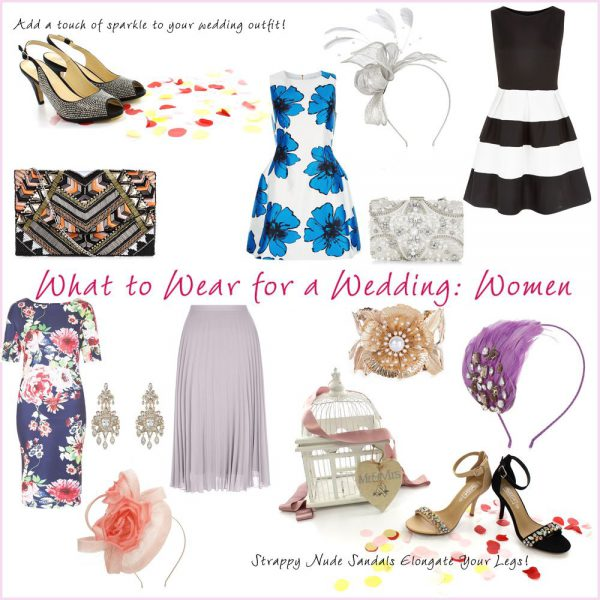 Wedding Style Guide For Women