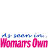 As Seen In WOMANS OWN