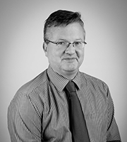 Lee Middleton - Stock Control Manager