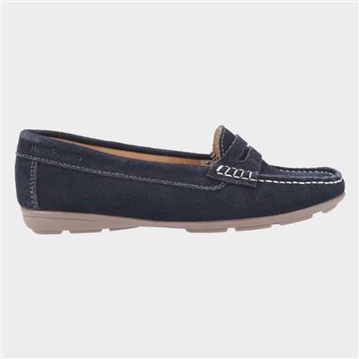 Margot Slip On Loafer in Blue
