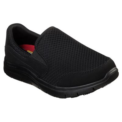 Womens Cozard Sr Work Shoe in Black